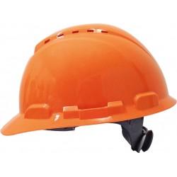 Hełm ochronny 3M H-700N pomarańczowy