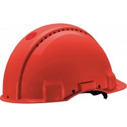 Hełm ochronny Peltor™ G3000NUV Solaris™ czerwony