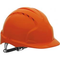 Hełm ochronny JSP EVO2 z tworzywa HDPE KAS-EVO2 pomarańczowy