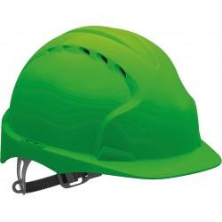 Hełm ochronny JSP EVO2 z tworzywa HDPE KAS-EVO2 zielony