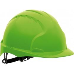 Hełm JSP EVO3 z tworzywa HDPE KAS-EVO3 zielony