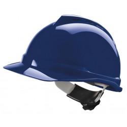 Hełm ochronny V-GARD 500 ABS Fas-Trac niebieski r. 52-64