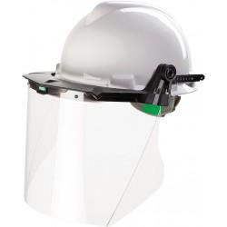 Zestaw dla elektryka hełm, ramka, wizjer MSA-KASOT-E WBT