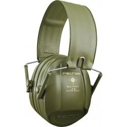 Nauszniki ochronne przeciwhałasowe na pałąku Bull's Eye™ I zielone