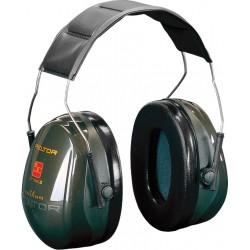 Ochronniki słuchu Peltor Optime 3M na pałąku nagłownym