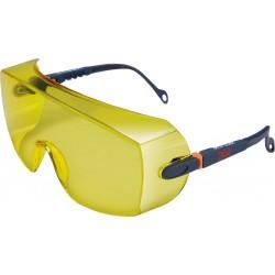 Okulary 3M-OO-2800 żółte nakładane na okulary korekcyjne