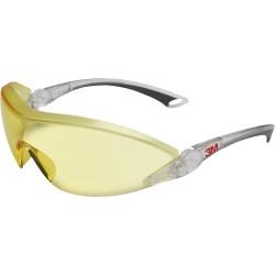 Okulary ochronne 3M-OO-2840 Y żółte