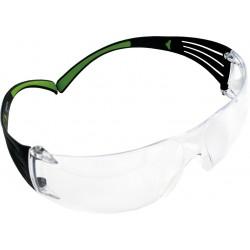 Okulary ochronne SecureFit™ 400 3M-OO-SECFIT T transparentne