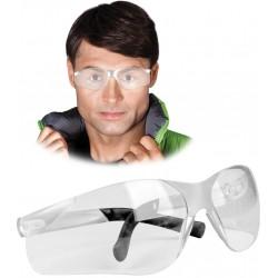 Okulary ochronne REIS OO-GEORGIA transparentne uniwersalne