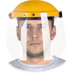 Osłona twarzy przyłbica przeciwodpryskowa REIS OTFS-VI YT
