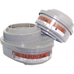 Filtropochłaniacze do półmasek i masek MSA Advantage® typ A2P3
