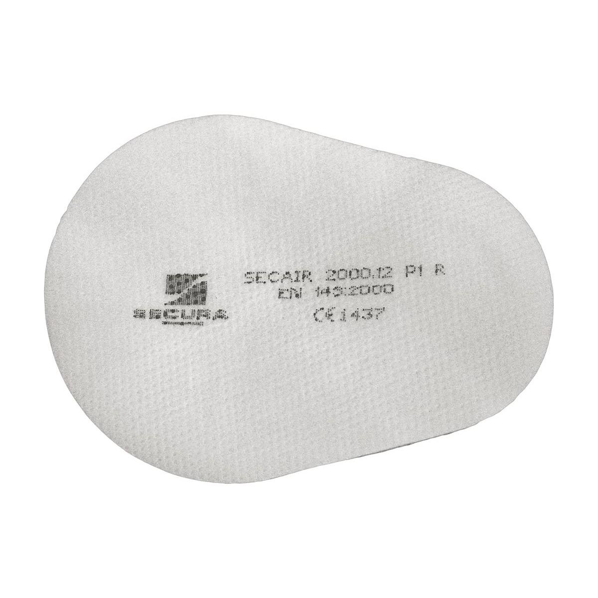Filtr SECURA SECAIR 2000.12 P1 R 10 szt.