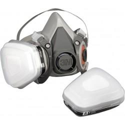 Półmaska oddechowa 3M wielokrotnego użytku serii 6000 r. S - L
