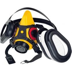 Zestaw SECURA 2000-DUST półmaska P1 na pyły 4 x NDS