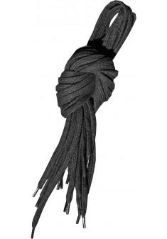 Sznurowadła sznurówki czarne płaskie do butów BR-LACE-P B (100-120 cm)