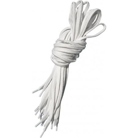 Sznurowadła sznurówki białe płaskie do butów BR-LACE-P W 100 cm