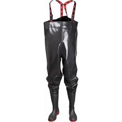 Spodniobuty PROS Strong czarne r. 40 - 47