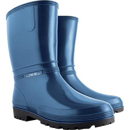 Buty damskie zawodowe kalosze DEMAR Rainny granatowe r. 36 - 41