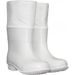 Buty filcowe do przemysłu spożywczego RÓWNOŚĆ BF-PCVCZS białe r. 40 - 46