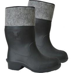 Buty zawodowe filcowe FAGUM-STOMIL BFGARDEN czarne r. 40-46