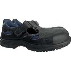 Sandały bezpieczne damskie antyelektrostatyczne DEMAR NEO czarne r. 35 - 39