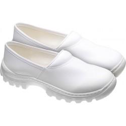 Buty zawodowe Medibut mokasyn białe HACCP r. 40 - 46