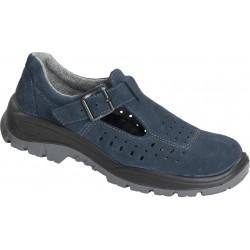 Sandały bezpieczne z metalowym podnoskiem PPOS41W r. 38 - 48