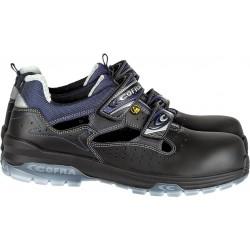 Buty bezpieczne COFRA BRC-JUNGLE czarne S1 P ESD SRC r. 39 - 48