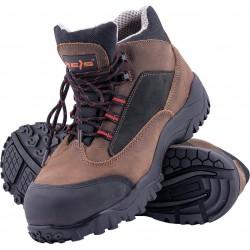 Protego buty bezpieczne REIS BCH czarno-brązowe r. 37 - 48