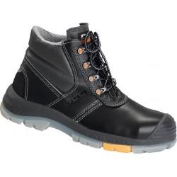 Buty trzewiki bezpieczne z podnoskiem PPO T705 S3 HI CI SRC r. 39 - 47