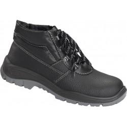 Buty trzewiki bezpieczne z podnoskiem PPO T884 S1 SRC r. 39 - 48