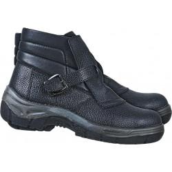 Buty bezpieczne HOTREIS skórzane kat. SB E SRA r. 39-47