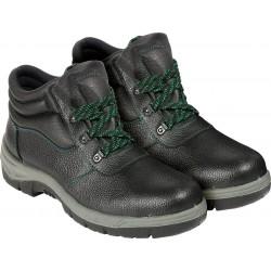 Buty robocze trzewiki BRREIS skórzane kat. SB SRA r. 36-52
