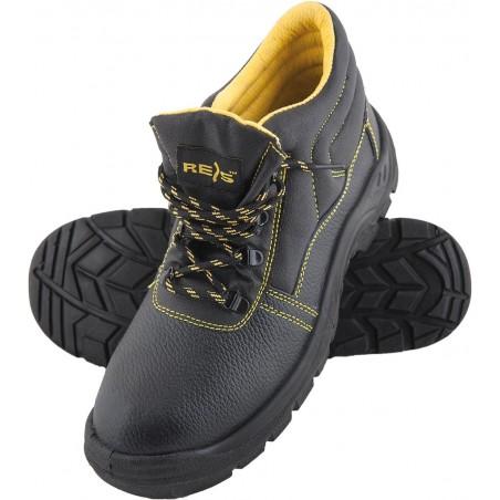 Buty zawodowe trzewiki skórzane YES OB E FO SRC r. 36-50