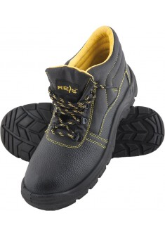 Buty robocze bezpiczne skórzane REIS YES S1P SRC r. 36-50