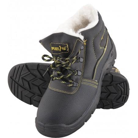 Buty bezpieczne ocieplane BRYES kat. S3 SRC r. 36-50