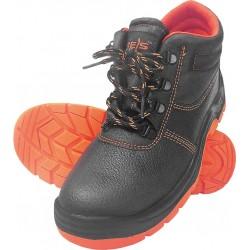 Buty bezpieczne skórzane BRYESK-T-SB-P kat. SB FO E SRC r. 39-47