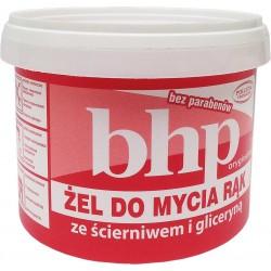 Pasta BHP do rąk w żelu 500g