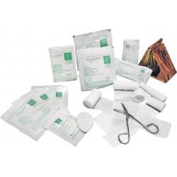 Wyposażenie do apteczek pierwszej pomocy PK-MOT AWP
