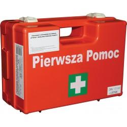 Apteczka apteczka pierwszej pomocy przenośna zakładowa PK-MOT AZP10 (13x23x29cm)