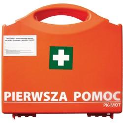 Przenośna apteczka pierwszej pomocy, zakładowa PK-MOT AZP110
