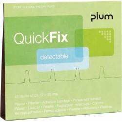 Plastry wykrywalne Quick Fix 45 plastrów