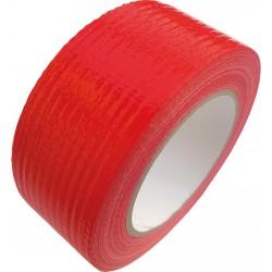 Taśma samoprzylepna uniwersalna REIS DUCT-TAPE czerwona