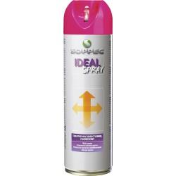 Farba fluorescencyjna do znakowania wielokierunkowa Soppec Ideal różowy 500ml