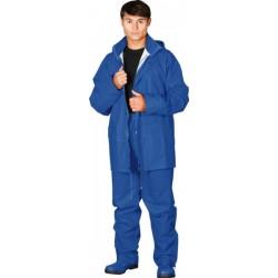 Komplet ochronny przeciwdeszczowy REIS KPLPU niebieski r. M - 3XL