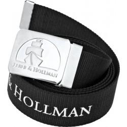 Pasek do spodni Leber & Hollman czarny 135 cm