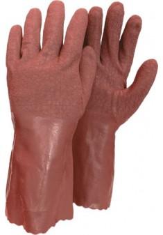 Rękawice ochronne wykonane z latexu REIS RFISHING r. 8 - 10