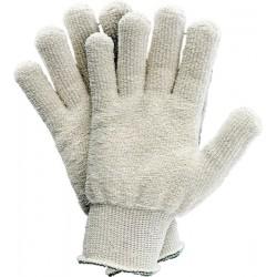 Rękawice ochronne dziane termiczne JS RJBAFRO BE r. 8 - 10