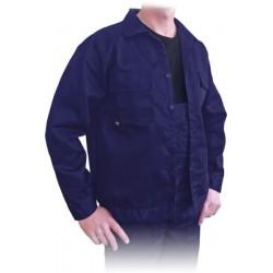 Bluza robocza REIS YES-J S niebieska r. M - 3XL