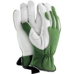 Rękawice ochronne ocieplane kozia skóra REIS RMC-WINTREE r. 8 - 11